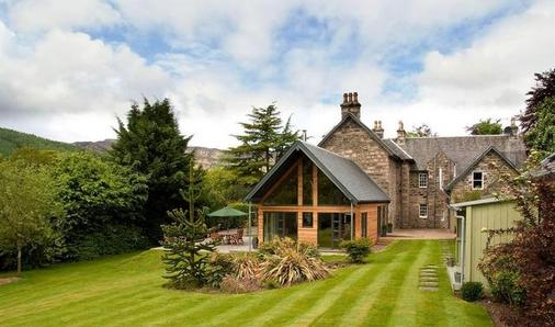 Craigatin House and Courtyard - Pitlochry - Outdoor view