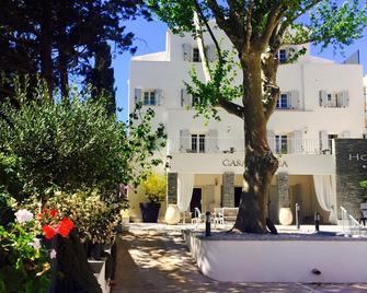 Hôtel Casa Bianca - Calvi - Gebouw