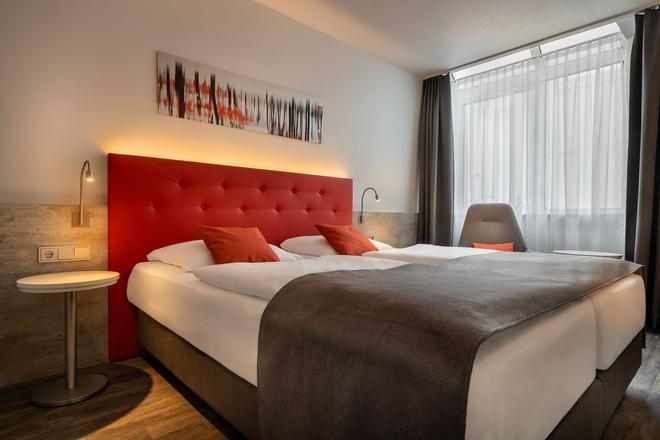 Select Hotel Wiesbaden City - Wiesbaden - Bedroom