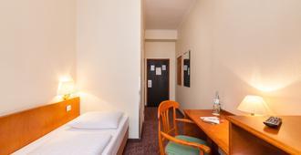 Novum Hotel Ahl Meerkatzen Köln Altstadt - Cologne - Bedroom