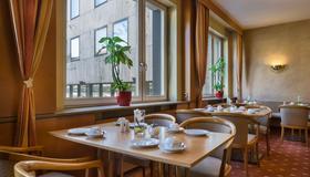 Novum Hotel Rieker Stuttgart Hauptbahnhof - Stuttgart - Restaurant