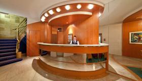Novum Hotel Boulevard Stuttgart City - Stuttgart - Recepción