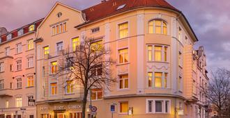 Hotel Stadt Lübeck - Lübeck - Vista del exterior