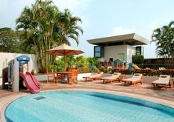 Hilton Colombo Residences - Colombo - Pool