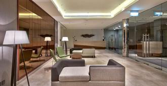 可倫坡希爾頓公寓酒店 - 可倫坡 - 可倫坡 - 大廳