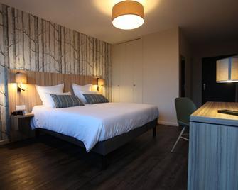 Hotel du Bois d'Imbert - Rocamadour - Bedroom