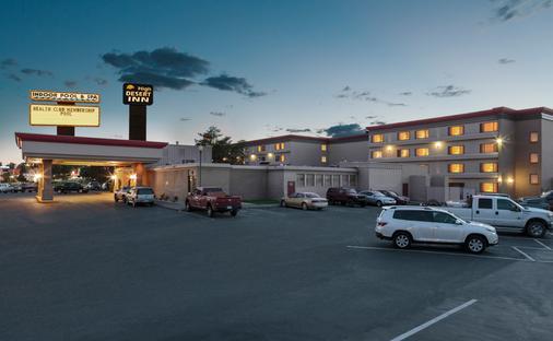High Desert Inn - Elko - Outdoor view