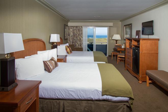 滑浪沙灘小屋酒店 - 布雷格堡 - 布拉格堡 - 臥室