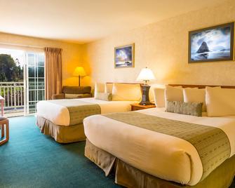 The Beach House Inn - Fort Bragg - Bedroom