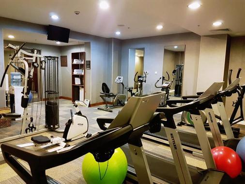 Staybridge Suites Baku - Baku - Gym