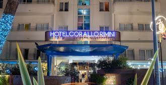 Hotel Corallo Rimini - Rimini - Building