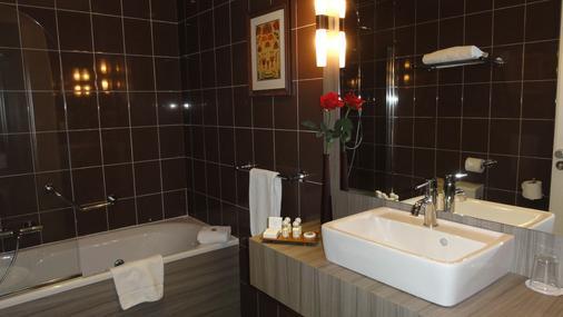 Splendid Hotel - Annecy - Salle de bain