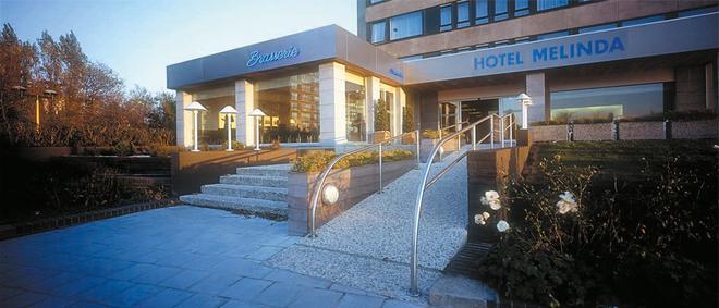 Hotel Melinda - Ostend - Building