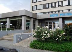 Hotel Melinda - Ostende - Bâtiment
