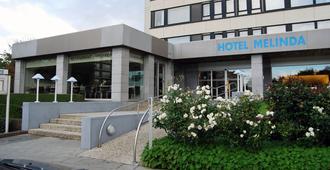 Hotel Melinda - Остенде - Здание