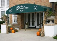 The Flanders Hotel - Ocean City - Edificio
