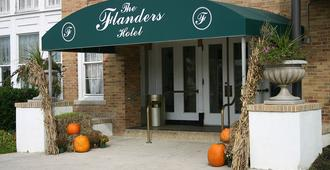 The Flanders Hotel - Ocean City - Edificio
