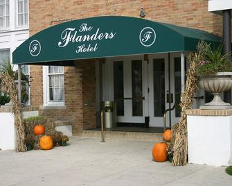The Flanders Hotel - Ocean City - Gebäude