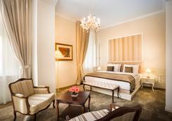 阿瑪麗亞瑞森高級別墅酒店 - 只招待成人入住 - 歐帕提雅 - 奧帕提亞 - 臥室