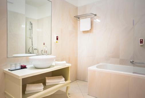 阿瑪麗亞瑞森高級別墅酒店 - 只招待成人入住 - 歐帕提雅 - 奧帕提亞 - 浴室