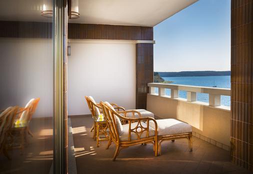 Remisens Premium Hotel Metropol - Portorož - Ban công