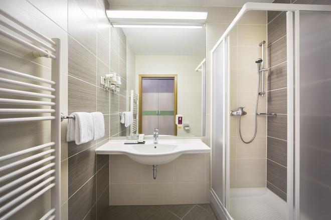 Remisens Hotel Lucija - Portorož - Kylpyhuone