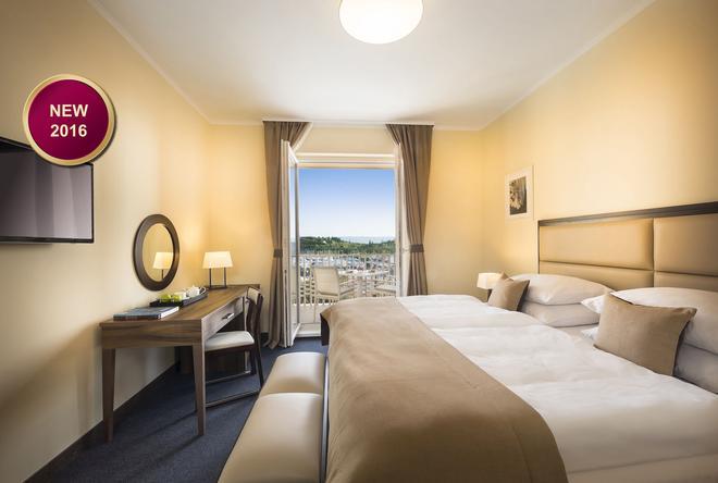 Remisens Premium Casa Rosa, Dépandance - Portorož - Bedroom