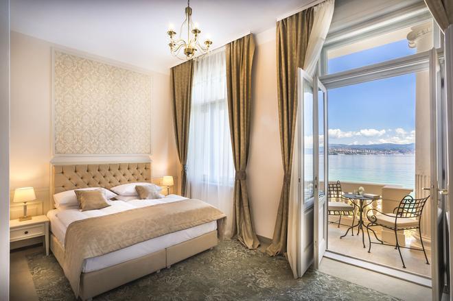 Remisens Premium Grand Hotel Palace - Opatija - Makuuhuone