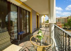 Europa-Park Freizeitpark & Erlebnis-Resort, Hotel El Andaluz - Rust - Balcone