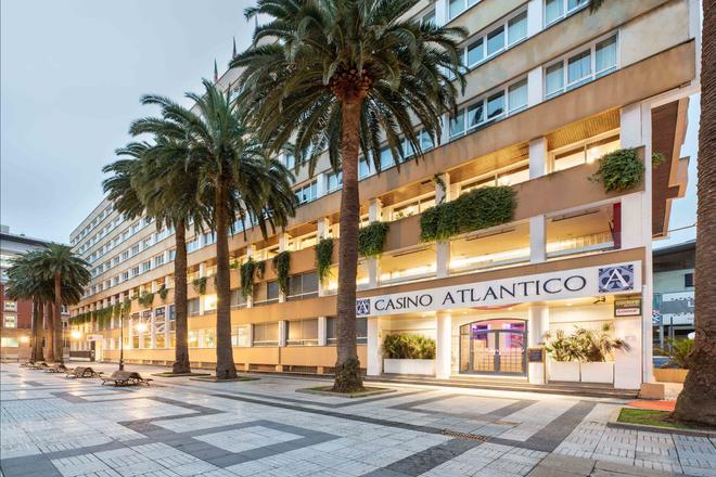 Eurostars Atlantico - La Coruña - Edificio