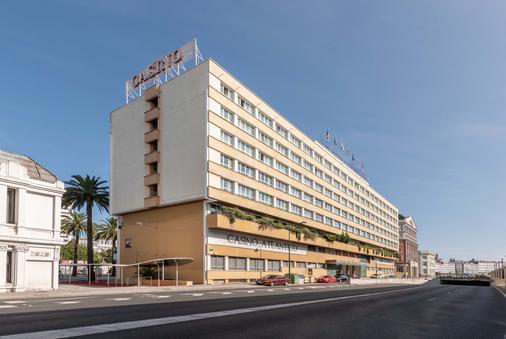 NH 大西洋省拉科魯尼亞酒店 - 科盧納 - 拉科魯尼亞 - 建築