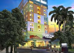 Grand Candi Hotel - Semarang - Building
