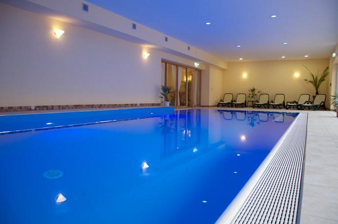 Aktiv & Vital Hotel Thüringen - Esmalcalda - Piscina
