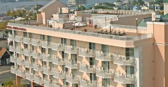 Hotel Monte Carlo Ocean City - Ocean City - Building