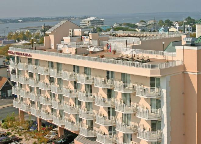 Hotel Monte Carlo Ocean City - Ocean City - Rakennus