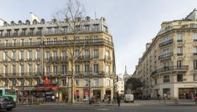 Hotel Royal Saint Michel - Parigi - Edificio