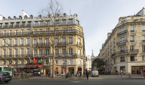 Royal Saint Michel - Παρίσι - Κτίριο