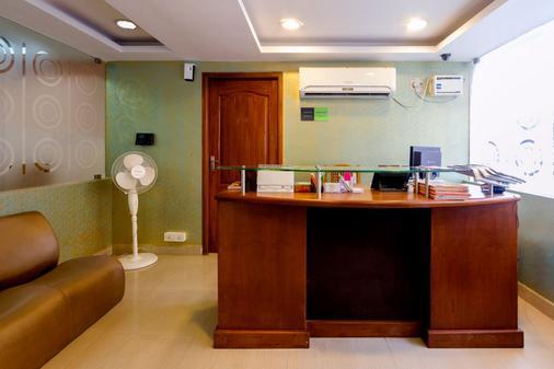 Fabhotel Evlewt Omr, Chennai - Chennai - Vastaanotto