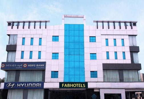Fabhotel Majestica Inn Hitec City - Hyderabad - Toà nhà