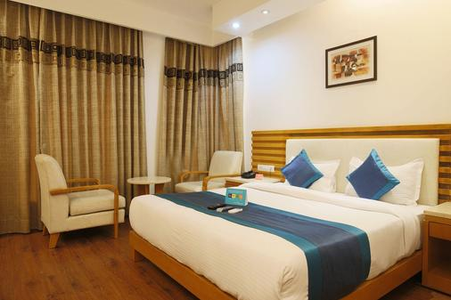 Fabhotel Grd Dlf Square - Gurgaon - Bedroom