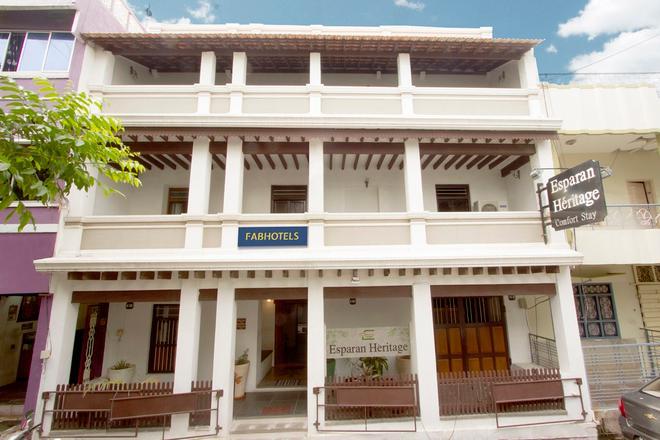 Esparan Heritage by Traditions Inn - Puducherry - Rakennus