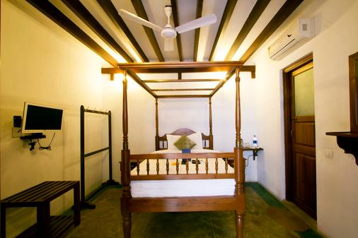 Esparan Heritage by Traditions Inn - Puducherry - Bedroom