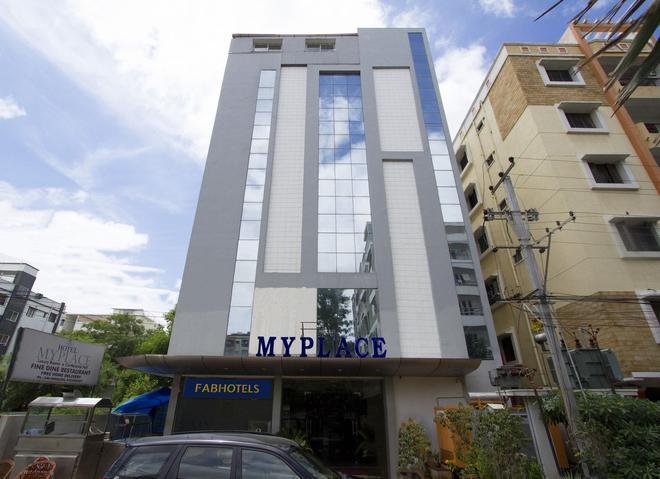 孔達普爾hicc我的地盤法布飯店 - 海得拉巴 - 建築