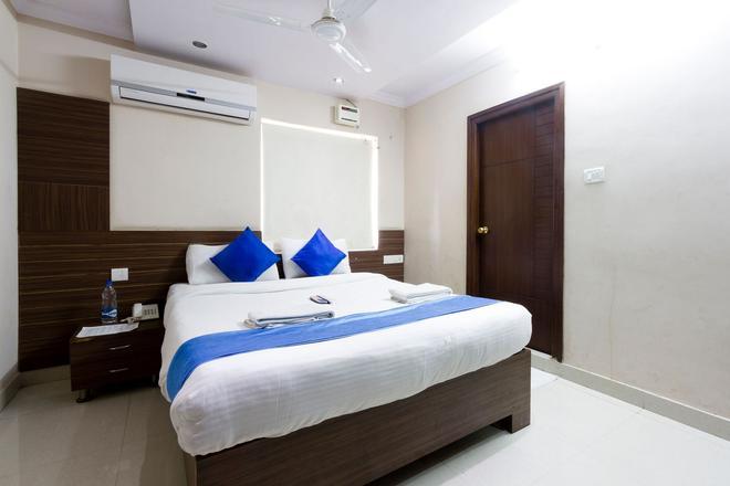 孔達普爾hicc我的地盤法布飯店 - 海得拉巴 - 臥室
