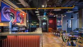 Jacobs Inn - Hostel - Dublin - Restaurant