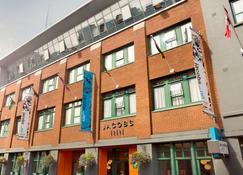 Jacobs Inn - Hostel - Dublin - Bâtiment