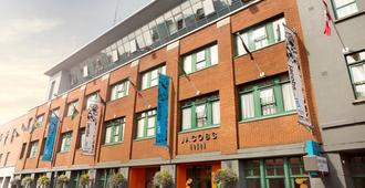 Jacobs Inn Hostel - Dublin - Building