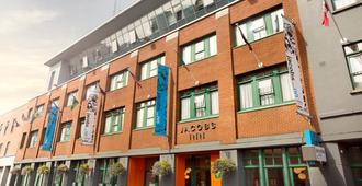 Jacobs Inn - Hostel - Dublino - Edificio