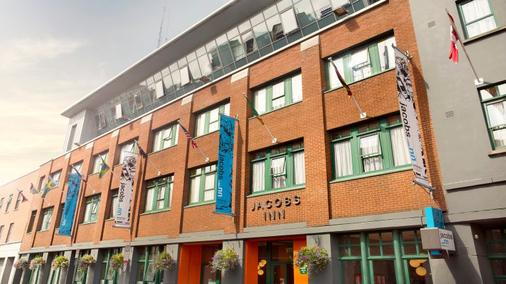 Jacobs Inn - Hostel - Dublin - Building