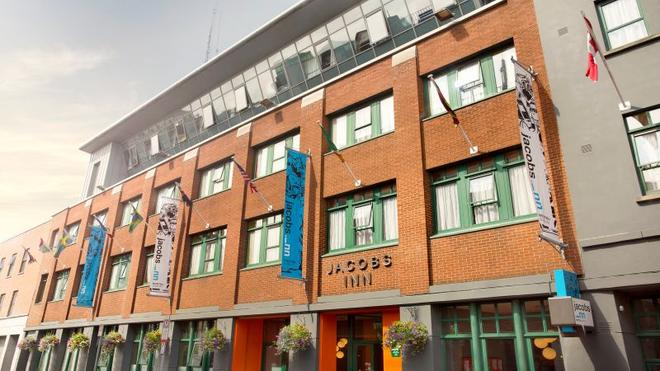 Jacobs Inn - Hostel - Dublin - Toà nhà